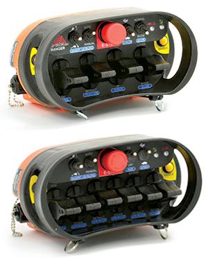Bellypack RANGER Transmitters