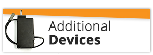 Additional Devices Used for Wireless Control