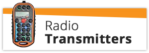 Wireless Radio Transmitters for Hydraulic Controls