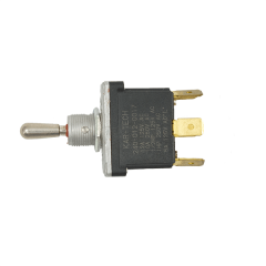 3 Position Double Pole Toggle Switch (ON)-OFF-(ON)