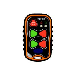 Four Button MICRO Transmitter - 2.4GHz