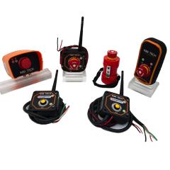 Long Range Wireless E-Stop, 900 MHz
