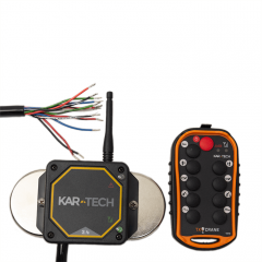 10 Button TX Crane MACRO System