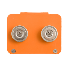 Mega Radio Transmitter Battery Cover with Magnets