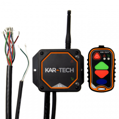 2 Button 2.4GHz CANbus MICRO System