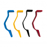 Guider Trigger Guard - Blue, Black, Yellow, Red