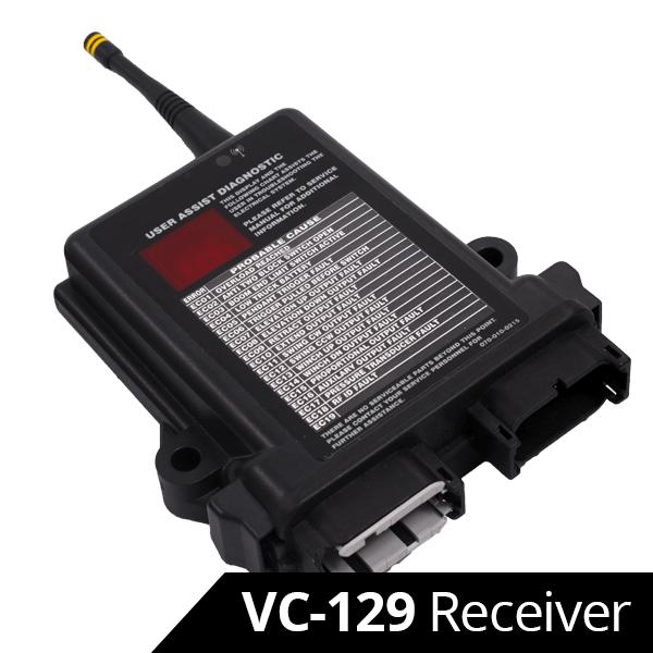 VC-129 Radio Receiver