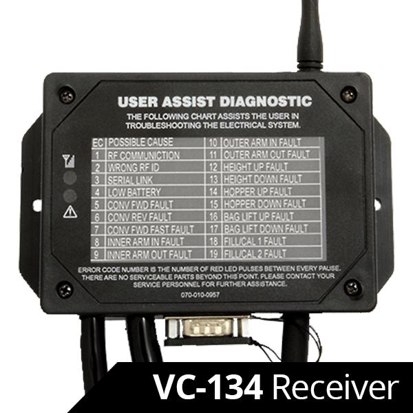 VC-134 Radio Receiver