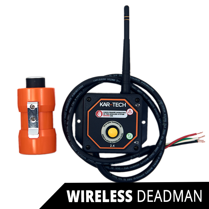 Wireless Deadman