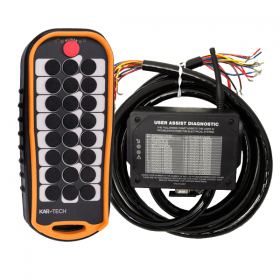 Programmable 24 Button GIGA System