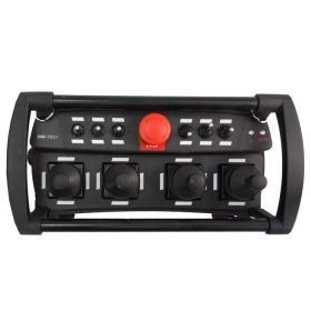 Four Dual Axis Joystick Paddle IMPACT Transmitter