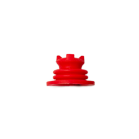 Thumb Stick Castle Top Red Boot