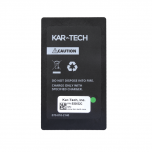 Replacement IMPACT Battery Pack - Back