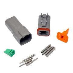 4 pin CAN connector set