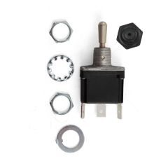 3 Position Toggle Switch (ON)-OFF-(ON) with Resistor