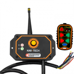 Programmable 5 Button Industrial MICRO System