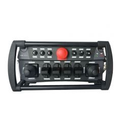 Two Dual Axis Joystick And Four Paddle Universal IMPACT  Transmitter