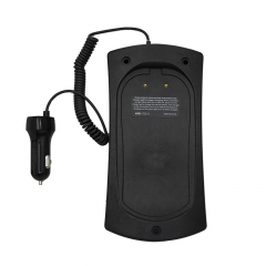 MEGA Magnetic Charging Pad with Car Charger