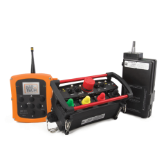 Ranger 3 system with COMPACT transmitter