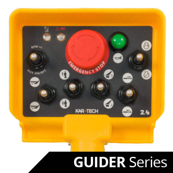 GUIDER Series Crane Remote Control
