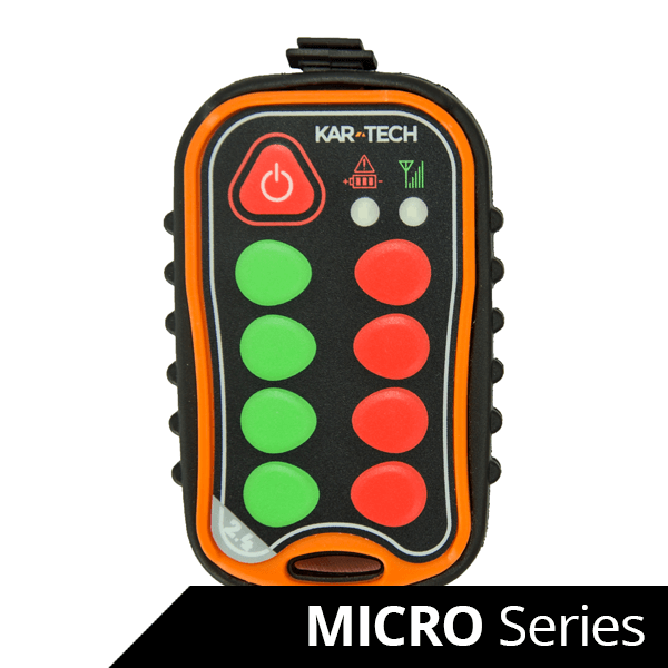MICRO Series Key Fob Remote